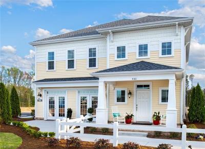 Virginia Beach Residential Under Contract: 4100 Bevan Dr