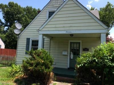 Norfolk Residential New Listing: 7400 Yorktown Dr