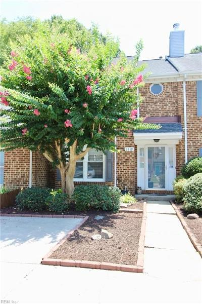 Chesapeake Residential New Listing: 2819 Cardiff Ln