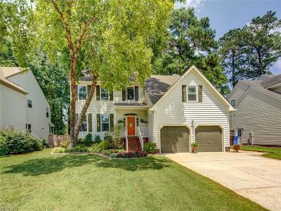 Chesapeake Residential New Listing: 446 Honey Locust Way