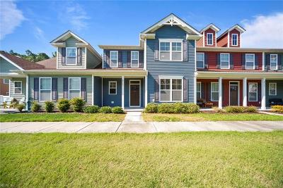 Virginia Beach Residential New Listing: 2363 Nottoway Ln