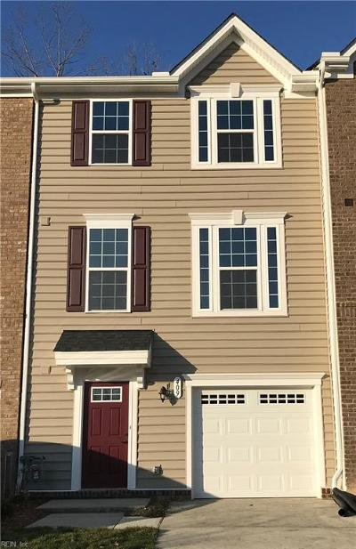 Williamsburg Residential New Listing: 405 Clements Mill Trce #22D