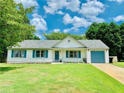 Virginia Beach Residential New Listing: 3552 Bow St