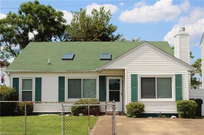 Norfolk Residential New Listing: 1040 Kane St #St.