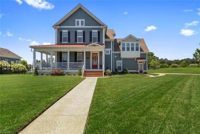 Virginia Beach Residential New Listing: 2605 Copperhawke Dr