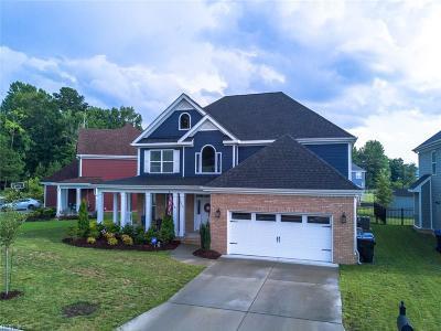 Virginia Beach Residential New Listing: 2660 Annapolis Cir