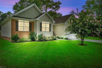 Chesapeake Residential New Listing: 2201 Elijah St