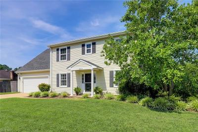 Virginia Beach Residential New Listing: 965 Commodore Dr
