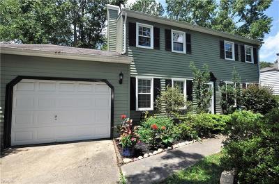 Virginia Beach Residential New Listing: 5313 Brockie St