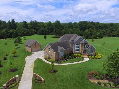 Chesapeake Residential New Listing: 2504 Sylvia Ct