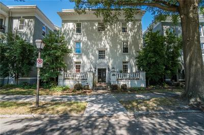 Ghent Residential New Listing: 1015 Colonial Ave #1