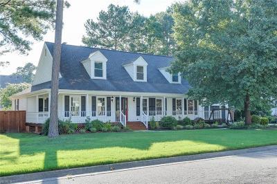 Chesapeake Residential New Listing: 336 Cedar Ln