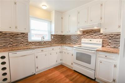 Hampton VA Residential New Listing: $172,000