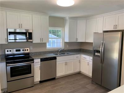 Norfolk Residential New Listing: 8242 Wedgewood Dr