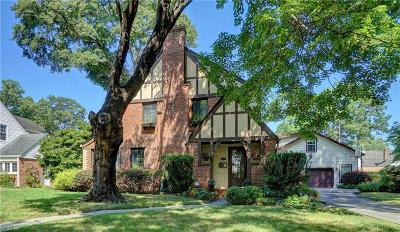 Norfolk Residential New Listing: 9417 Wells Pw