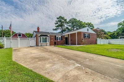 Hampton VA Residential New Listing: $200,000