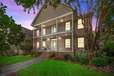 Chesapeake Residential New Listing: 1009 Long Beeches Ave