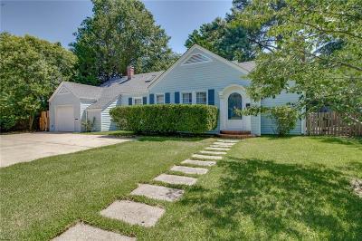 Norfolk Residential New Listing: 5508 Hampton Blvd