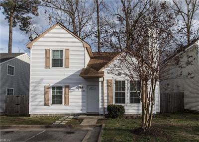 Newport News Residential New Listing: 182 Old Bridge Rd #315