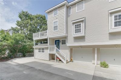 Virginia Beach Residential New Listing: 3987 W Stratford Rd