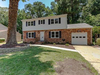 Newport News Residential New Listing: 31 Indian Springs Dr