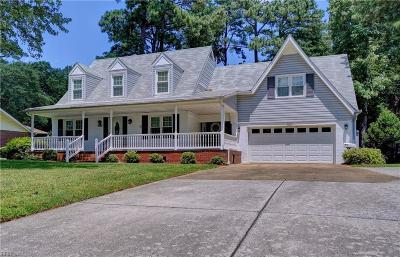 Virginia Beach Residential New Listing: 2804 Queen Anne Rd