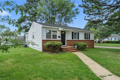 Chesapeake Residential New Listing: 3000 Southport Ave