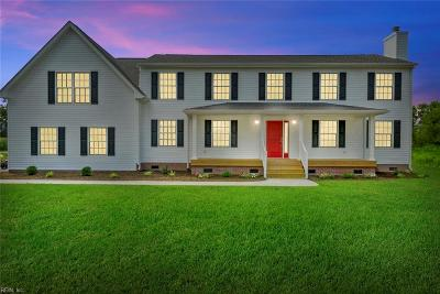 Chesapeake Residential New Listing: 2108 West Rd