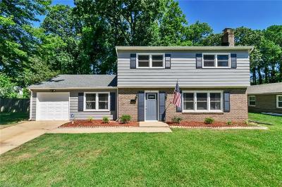 Hampton VA Residential New Listing: $255,900