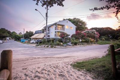 Virginia Beach Residential New Listing: 4469 Ocean View Ave