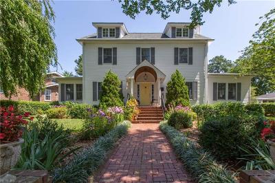 Norfolk Residential New Listing: 126 Dupont Cir