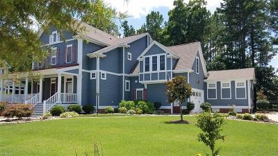 Virginia Beach Residential New Listing: 2373 Mathews Green Rd