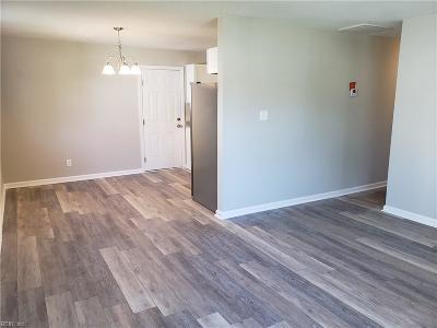Hampton VA Residential New Listing: $139,900