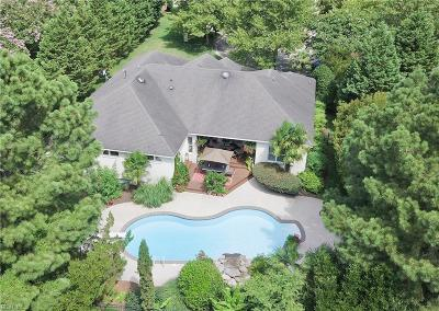 Virginia Beach Residential New Listing: 2209 Caymus Ct
