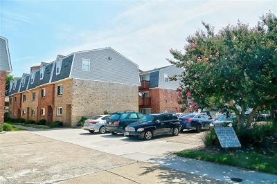 Norfolk Residential New Listing: 1142 Hillside Ave #J
