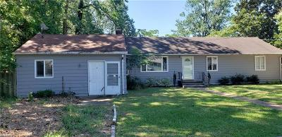 Newport News Multi Family Home Under Contract: 222 Woodhaven Rd