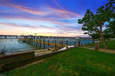 Norfolk Residential For Sale: 1019 Little Bay Ave