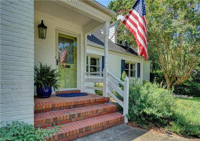 Norfolk Residential For Sale: 6035 Newport Ave