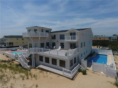 Sandbridge Beach Residential For Sale: 3204 Sandfiddler Rd