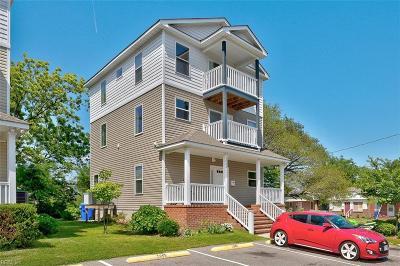 Norfolk Residential For Sale: 5005 Killam Ave