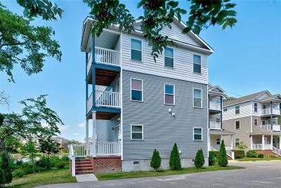 Norfolk Residential For Sale: 5009 Killam Ave