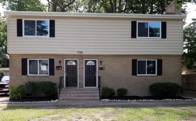Norfolk Multi Family Home For Sale: 9388 Pine Tree Rd