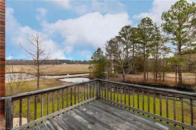 Pungo Residential For Sale: 1401 Pleasant Ridge Rd