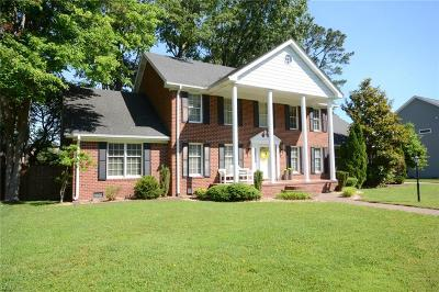 Norfolk Residential For Sale: 2526 Wingfield Rd