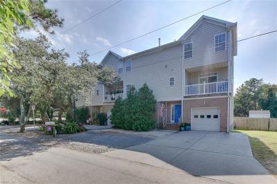 Virginia Beach Multi Family Home For Sale: 2301 Calvert St