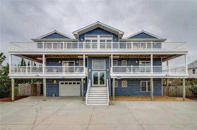 Sandbridge Beach Residential For Sale: 2625 Sandfiddler Rd
