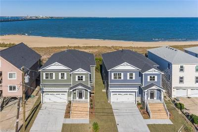 Norfolk Residential For Sale: 1554 Lea View Ave