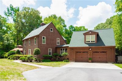 Chesapeake Residential For Sale: 1100 Taft Rd