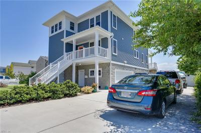 Norfolk Residential For Sale: 623 W Ocean View Ave