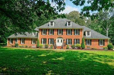 Chesapeake Residential For Sale: 509 Woodards Ford Rd